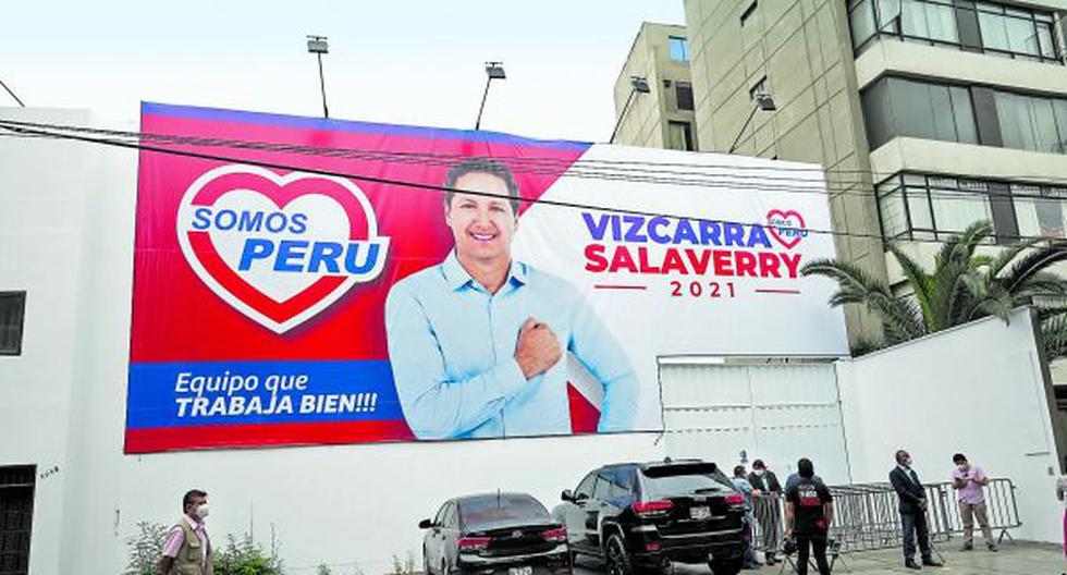 Somos Perú se venga de militantes críticos a Martín Vizcarra y Daniel Salaverry