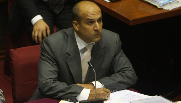Barthelmess postulaba a la reelección en su distrito. (Rafael Cornejo)