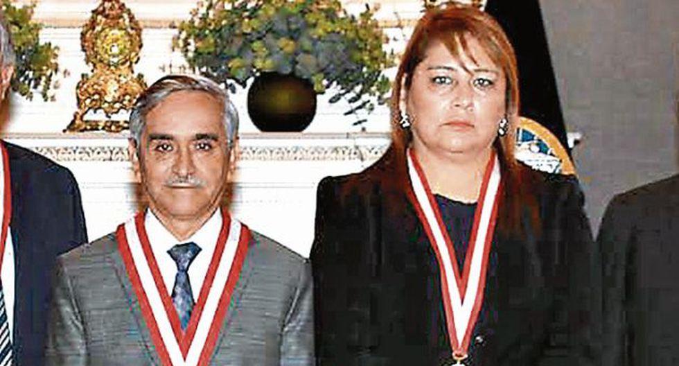 Rodríguez nombró a Céspedes en Sala Suprema. (GEC)