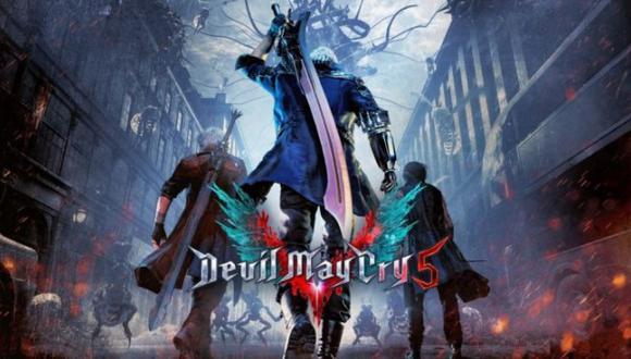 Devil May Cry 5 llegará el próximo 8 de marzo del 2019 a PS4 y Xbox One.