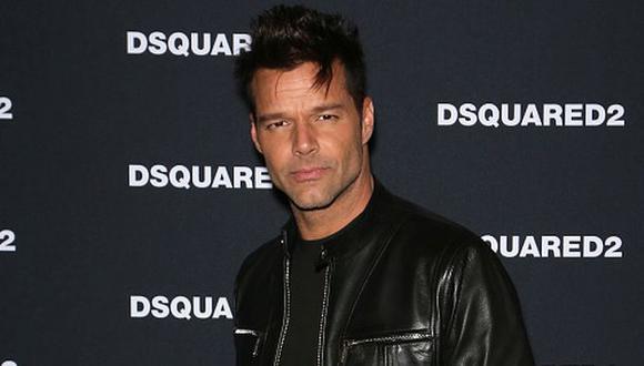 Ricky Martin publica foto de su ropa interior en Instagram. (Getty)