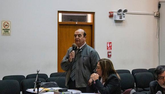 La fiscalía había pedido siete años de cárcel contra Vladimiro Montesinos y el exmarino que trató de deshacerse del celular escondido en su celda. (Foto: Difusión)
