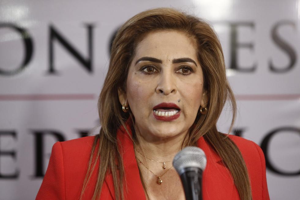 La parlamentaria Maritza García manifestó que Moíses Mamani debe entregar los videos sin editar y los dispositivos que utilizó para las filmaciones. (Perú 21)