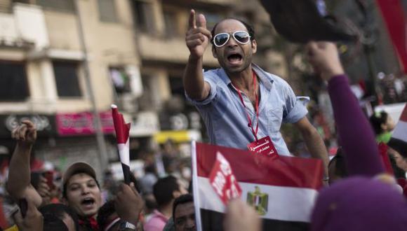 No dan tregua en Egipto. (AP)