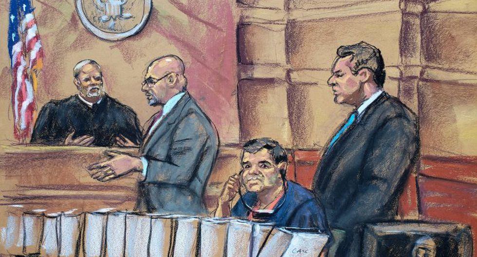 Abogado del Chapo afirmó que Cártel de Sinaloa sobornó a presidentes de México. | Foto: EFE