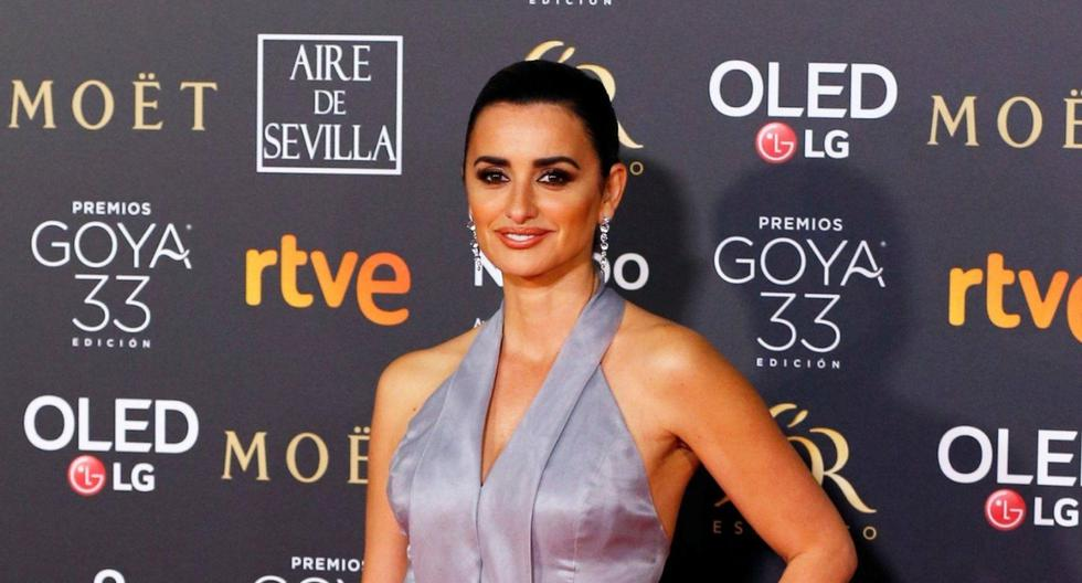 Premios Goya 2019: Penélope Cruz llega a la gala sin Javier Bardem (Fotos: AFP)