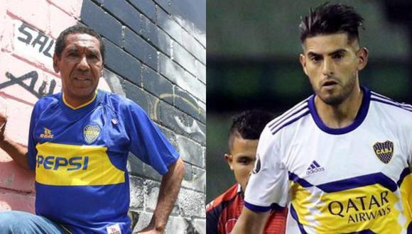 Carlos Zambrano fue expulsado en el Boca Juniors vs. River Plate. (Foto:Archivo)