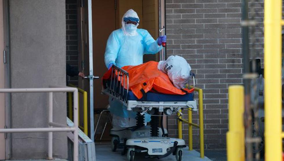 Minsa reportó nuevos casos de fallecidos por COVID-19. (AFP/referencial)