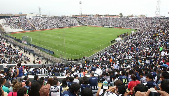 El estadio de Alianza Lima será una de los principales fuentes de ingreso de club. (Foto: GEC)