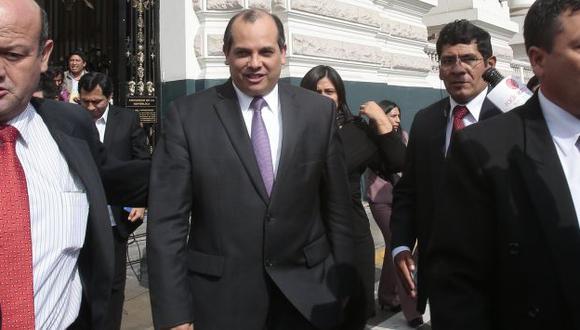 Recuperación. Funcionario espera un alza de 6% para 2015. (Martín Pauca)
