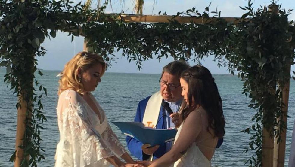 boda gay
