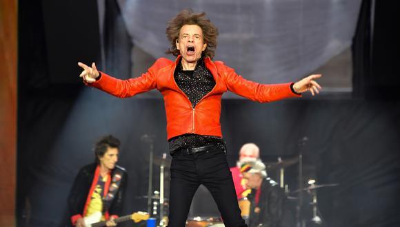 Mick Jagger tiene 75 años y se espera que salga victorioso de la intervención quirúrgica. (Foto: AFP)