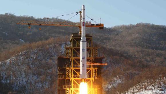 VIENTOS DE GUERRA. Península coreana se calienta al máximo. (AP)