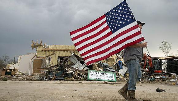 Estados Unidos: Ya son 29 los muertos por tornados y tormentas. (Reuters)