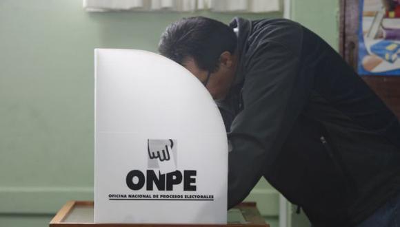 63% de peruanos consideran que la población no está preparada para el voto voluntario. (USI)