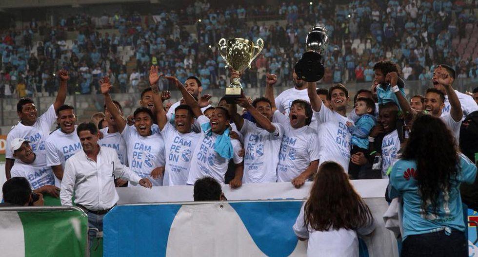 Sporting Cristal aseguró su presencia en la definición del Descentralizado. (@SCCristal)