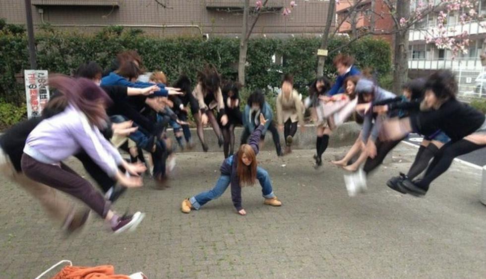 Japonenes comparten sus propios 'Kame Hame Ha' en redes sociales. Foto: i.imgur.com