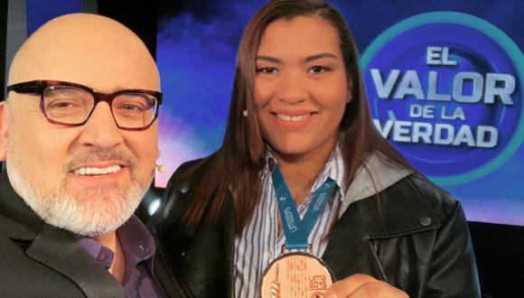 Yuliana Bolívar es la nueva invitada de EVDLV. (Foto: Twitter Beto Ortiz)