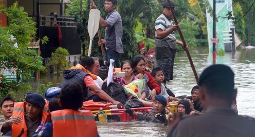 El Gobierno provincial de Célebes del Sur anunció en la víspera un presupuesto especial de 70.600 dólares para las labores de emergencia y recuperación. (Foto: EFE)