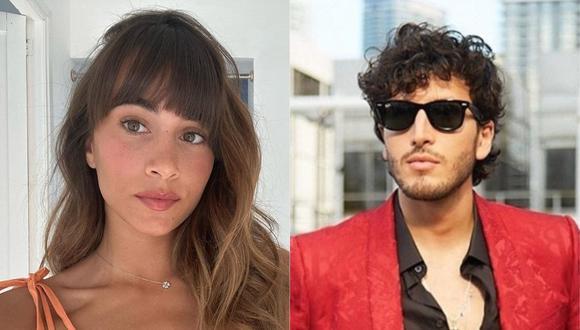 Aitana y Sebastián Yatra anuncian colaboración musical. (Foto: @aitanax/@sebastianyatra)