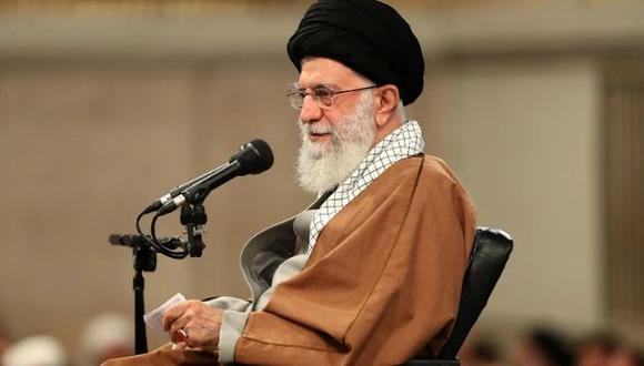 """Líder supremo iraní prometió """"venganza"""" tras muerte de su general al manos de Estados Unidos. (AFP)"""