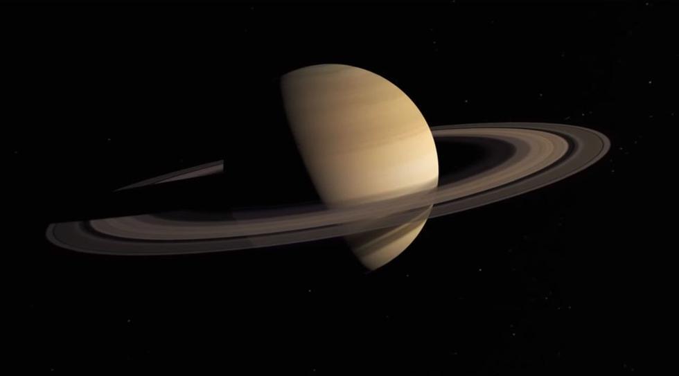 El adiós a los emblemáticos anillos de Saturno: Nasa revela que estos están desapareciendo. (NASA)