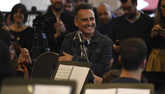 """Jorge Drexler cerrará su gira """"Silente"""" en Puerto Rico. (Foto: AFP/PABLO PORCIUNCULA BRUNE)"""