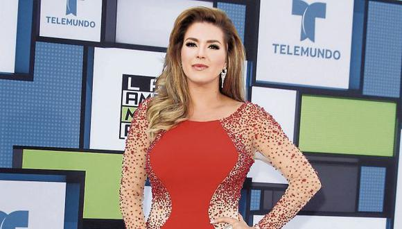 Alicia Machado: 'Venezuela no está para el Miss   Universo' (USI)