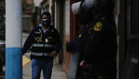 En esta investigación también están involucrados los altos mandos policiales, suboficiales de Lambayeque y proveedores de los productos. (Foto: Cesar Grados/GEC)