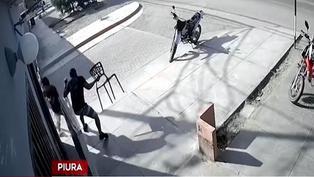 Policías vestidos de civil intentaron frustrar robo a mano armada en restaurante de Piura