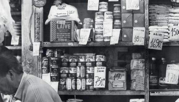 Los precios de los productos de primera necesidad en tiendas y mercados subían de precio constantemente. (FOTOS GEC ARCHIVO HISTÓRICO)