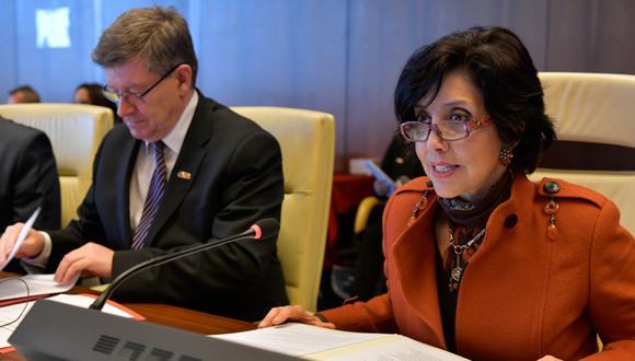 La designación de Alfaro Espinosa se realizó durante la 335 reunión del Consejo de Administración de la OIT (OIT)