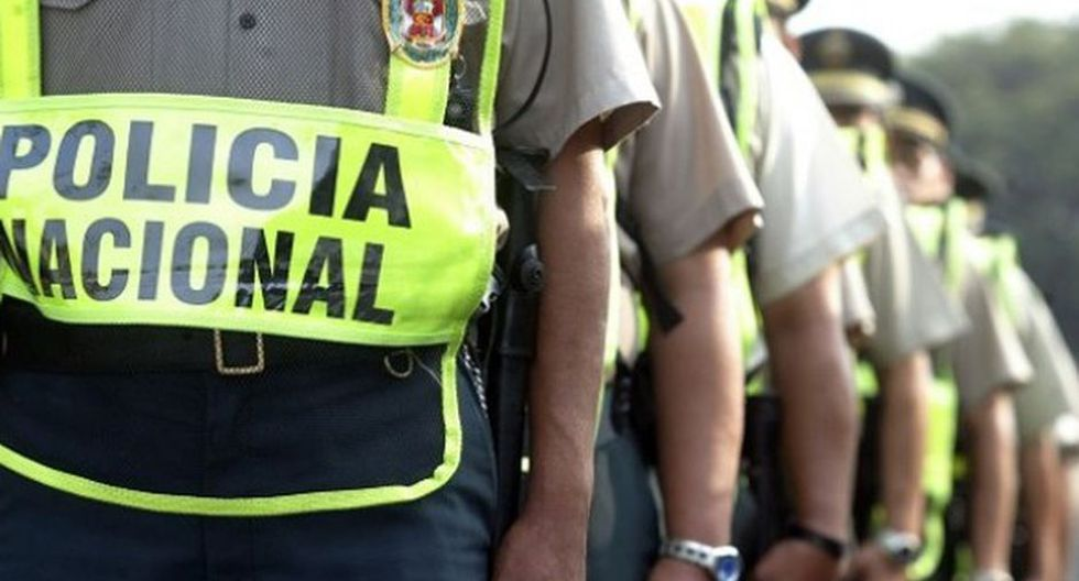 Se trata de 13 policías involucrados en el presunto delito de tráfico ilícito de drogas. (Foto: Referencial/GEC)