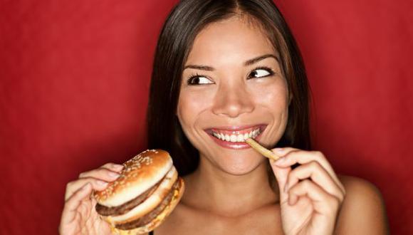 COCINA SANA. Evite las frituras en su dieta diaria. (USI)