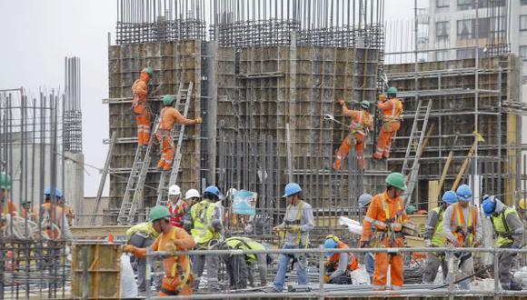 Crecimiento. Inversión que asuma el sector privado en nuevos proyectos será clave. (USI)