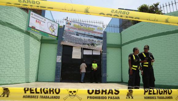 """""""Estamos denunciando para que la ministra Marilú Martens tome cartas en el asunto"""", dijo Altamirano Coquis, alcalde del distrito. (Referencial/Perú21)"""