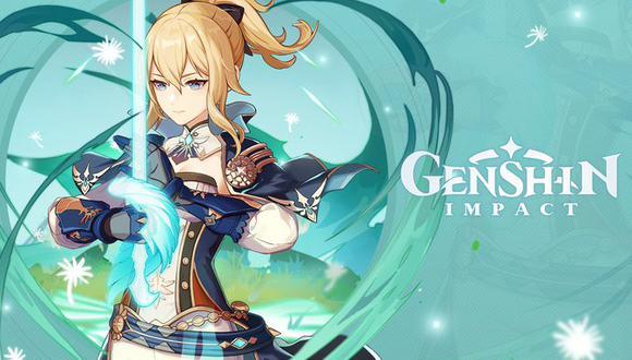 Los mejores personajes para subir al inicio de Genshin Impact (Foto: miHoYo)