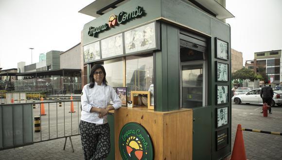 Empanacombi o el poder de la gastronomía. (Foto: Joel Alonzo/GEC).