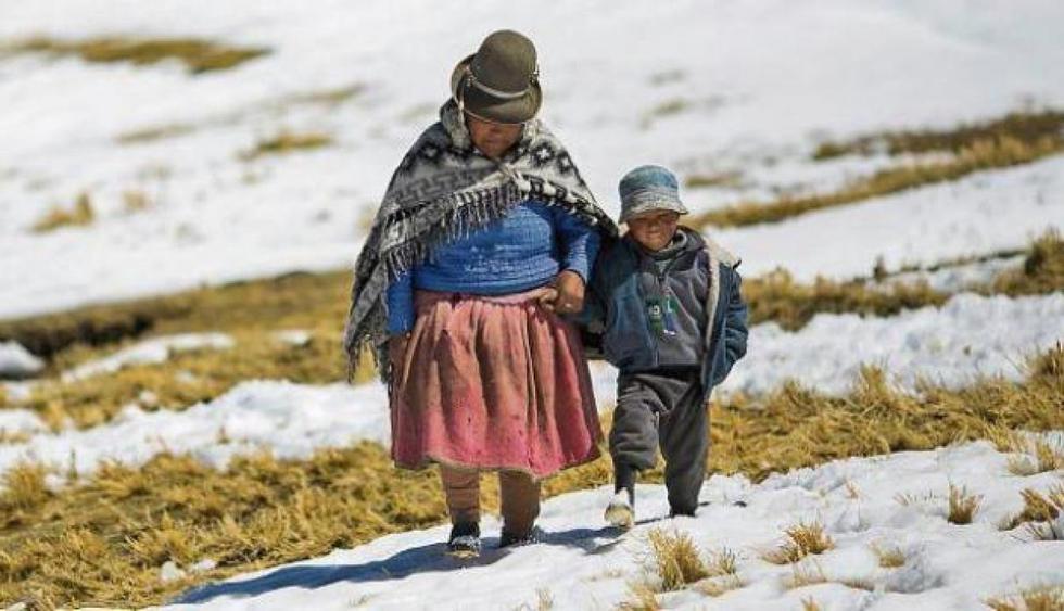 Las poblaciones más afectadas son los niños, niñas y personas adultas mayores en situación de pobreza en las zonas rurales del país. (USI)