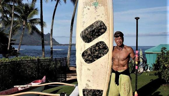 Felipe Pomar es el primer campeón mundial de surf (Carlos Risso).