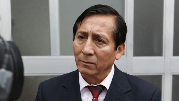 Carlos Almerí dijo que en caso de no acudir Martín Vizcarra, se le podrá traer a la fuerza a través del Poder Judicial. (Foto: GEC)