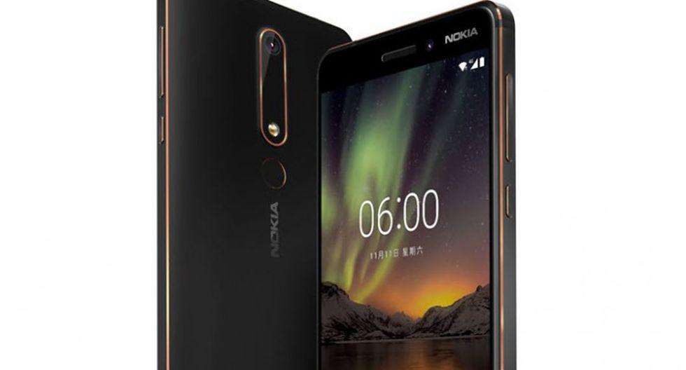 HMD, empresa finlandesa que desarrolla y comercializa los celulares de Nokia, ha dado a conocer todas las características que podemos encontrar en la segunda generación del 'Nokia 6'.