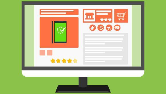 La imposibilidad de realizar compras presenciales marcó la entrada masiva, tanto de consumidores como de comerciantes a la modalidad online. (Foto: Getty)