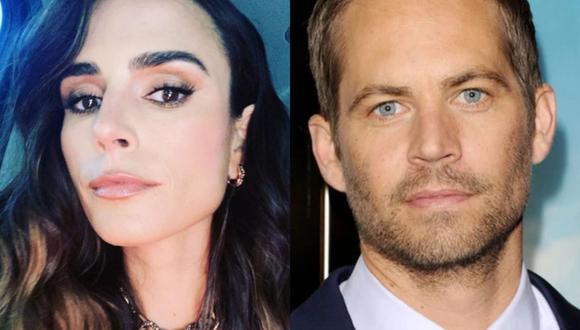 Jordana Brewster y Paul Walker interpretaron a la pareja Mia Toretto y Brian O'Conner, respectivamente, en la franquicia (Foto: Instagram)