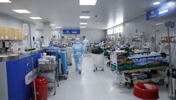 Autoridades volvieron a incidir en la importancia de las medidas sanitarias para evitar la propagación del temido virus. (FOTO: Hugo Pérez)