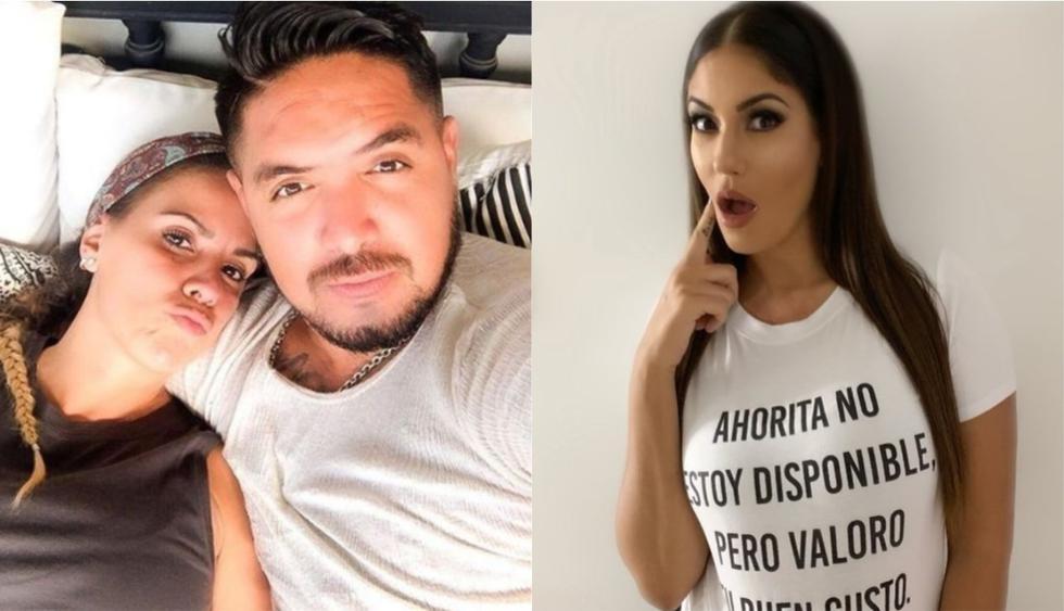 Blanca Rodríguez envió polémico mensaje a Tilsa Lozano luego de que ella dijera que el 'Loco' Vargas es un NN. (Foto: Composición / Instagram)