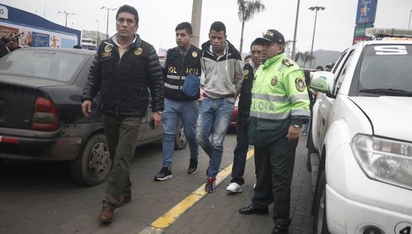 El último sábado fueron capturados delincuentes venezolanos en el centro comercial Plaza Norte. (Foto: USI)