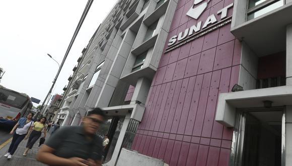 Tribunal Constitucional rechazó la demanda que planteaba la prescripción del cobro de deudas a la Sunat. (Foto: GEC)