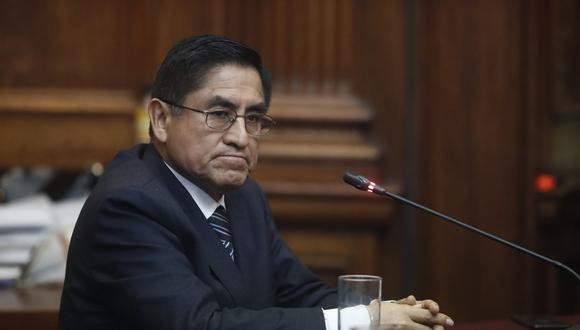 Gana tiempo. Hinostroza busca cualquier excusa para alargar su extradición de España. (Perú21)
