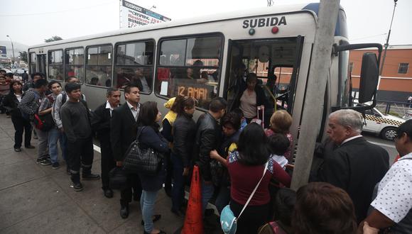 SIN REFORMA. Aún hay 22 paquetes de rutas que no han sido licitadas por el municipio limeño.